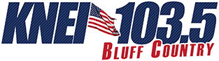 KNEI 103.5 Bluff Country Logo