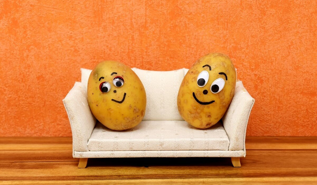 Post Photo for Looking for a romantic getaway??? How about a potato Hotel!