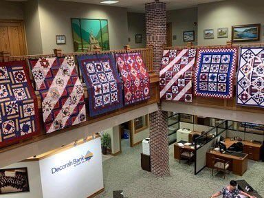 Post Photo for Quilts of Valor Presentations in Decorah this weekend!