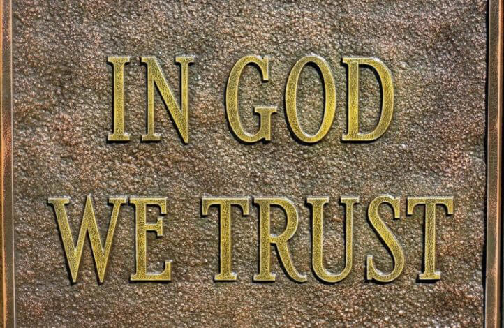 Post Photo for South Dakota law mandates all public schools display national motto 'In God We Trust'