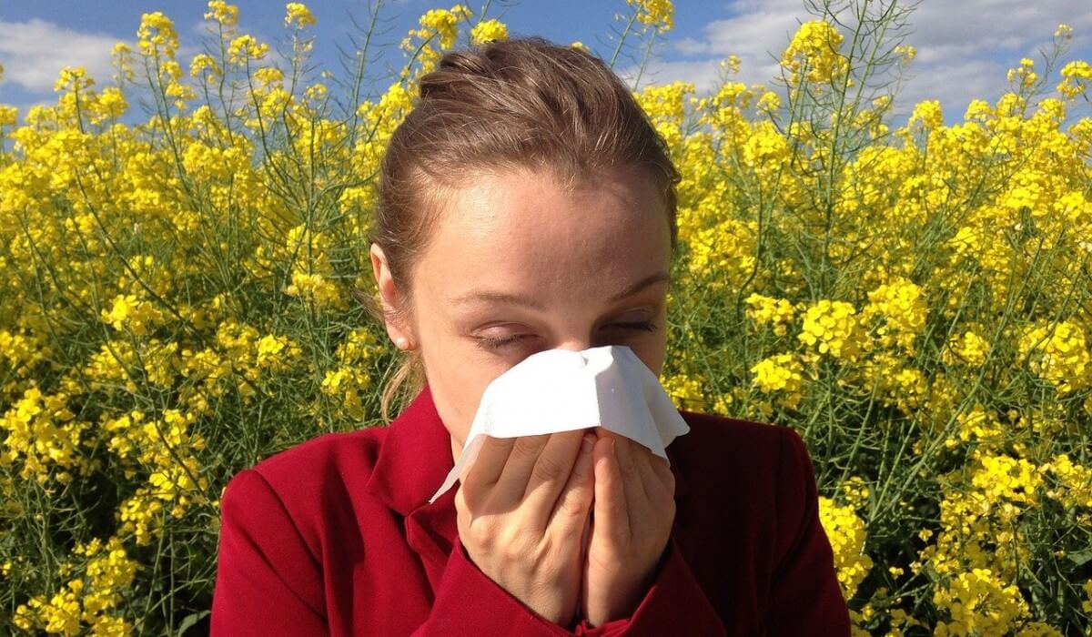 Post Photo for Bad Allergy Season Ahead
