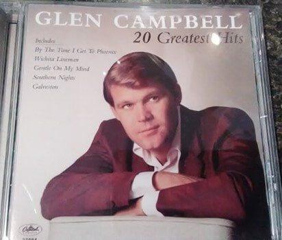 Post Photo for Happy Birthday Glen Campbell
