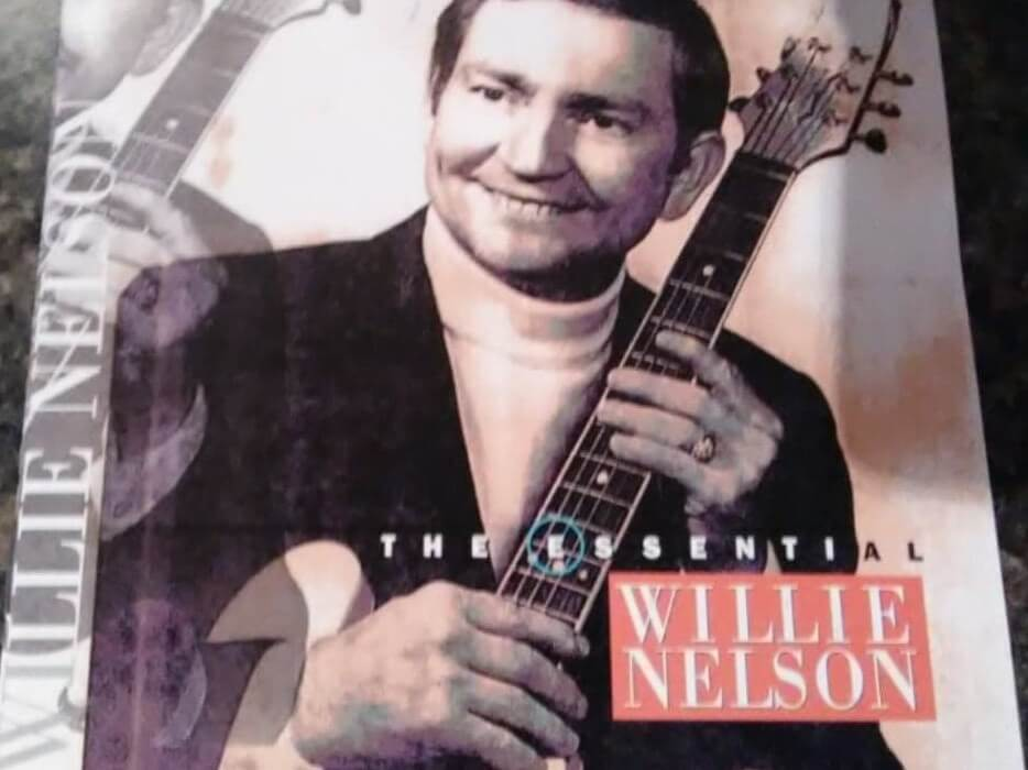 Post Photo for Happy Birthday Willie Nelson