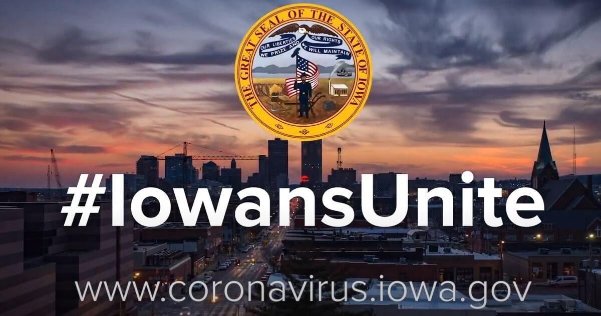 Post Photo for Iowa native Ashton Kutcher releases PSA encouraging Iowans to stay home