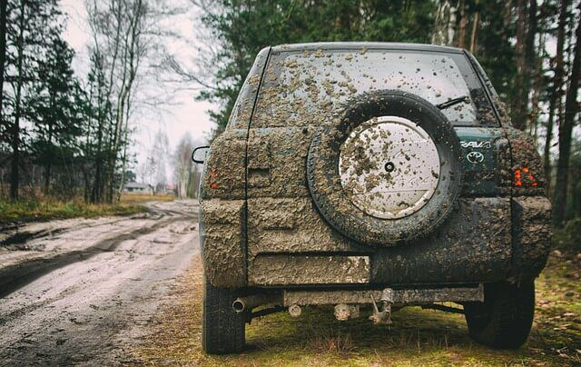 Post Photo for Is a dirty car a dating deal breaker?