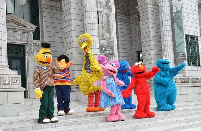 Post Photo for Sesame Street Hand Washing Song