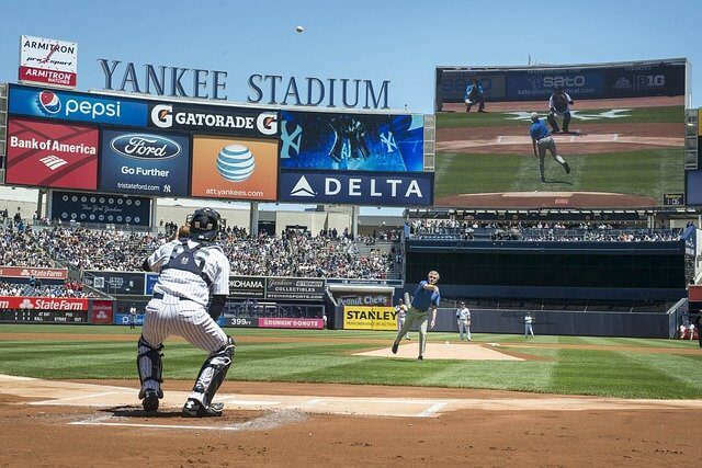 Post Photo for Yankees and Dodgers Favorites To Make World Series