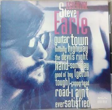 Post Photo for Steve Earle's Forgotten Hits
