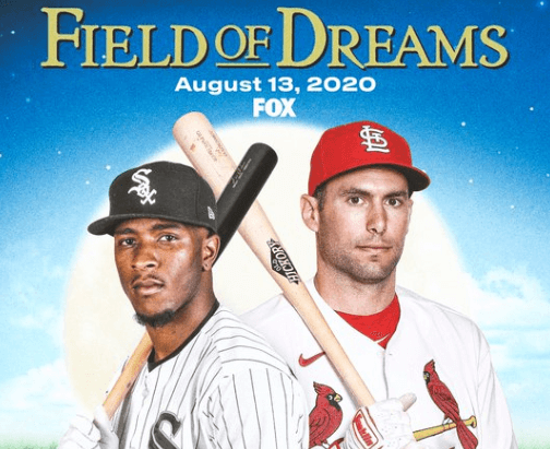 Post Photo for Field of Dreams game confirmed: White Sox vs. Cardinals