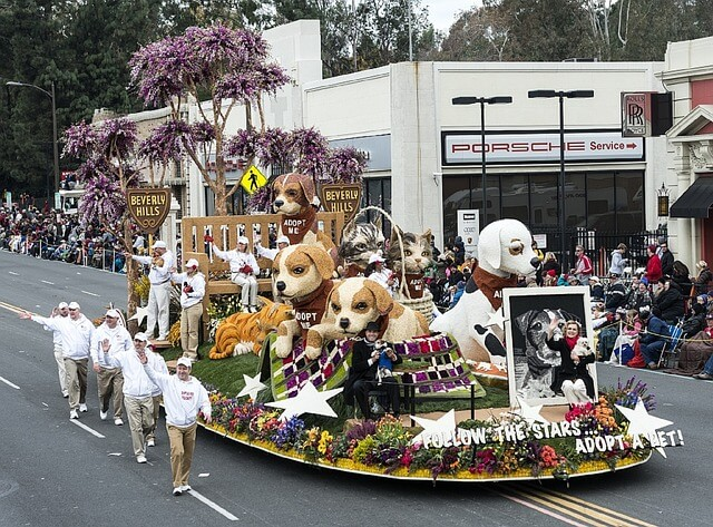 Post Photo for No Rose Parade In 2021