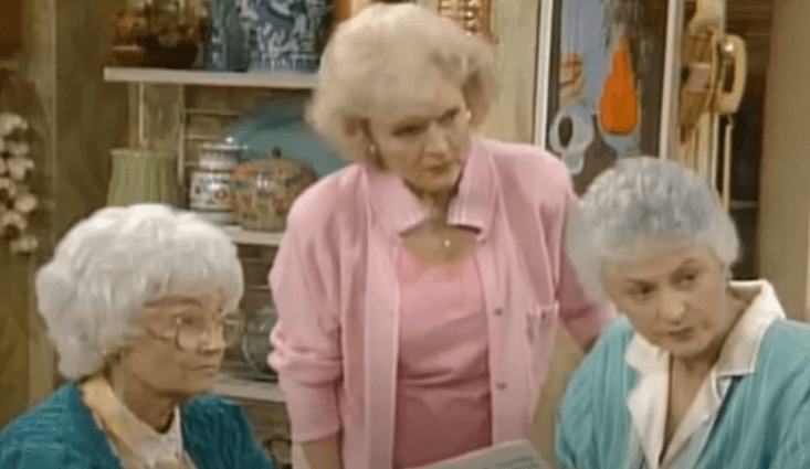 Post Photo for The Golden Girls Debut 35 Years Ago
