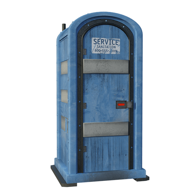 Post Photo for Video: Runaway Porta-Potty Along Route 66