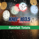 Rainfall Totals from Thursday