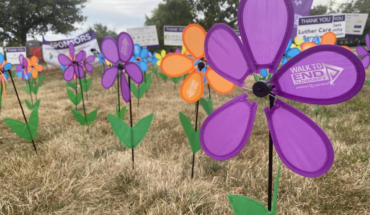 Post Photo for Walk to End Alzheimer's on Saturday in Decorah
