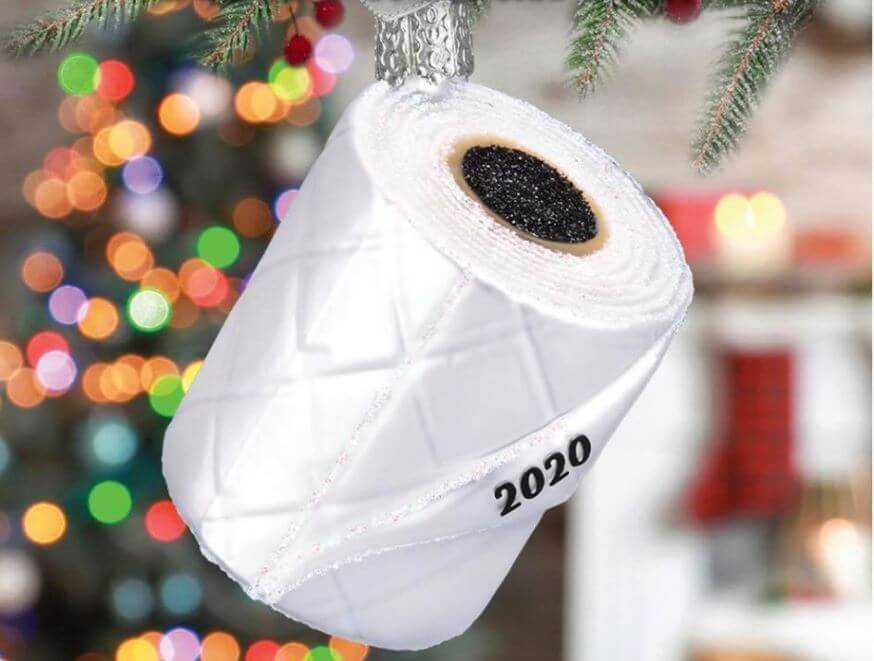 Post Photo for 2020 Pandemic Christmas Ornaments