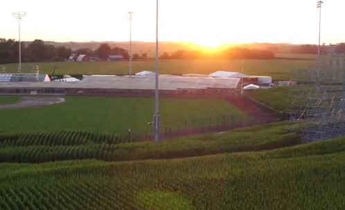 Post Photo for MLB schedules game at Field of Dreams for 2021