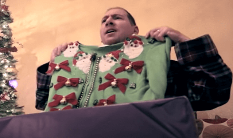 Post Photo for Video: It's National Ugly Sweater Day