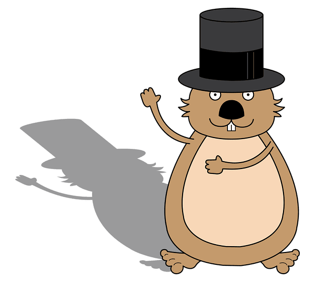 Post Photo for Get Your Personal Groundhog Day Message From Punxsutawney Phil
