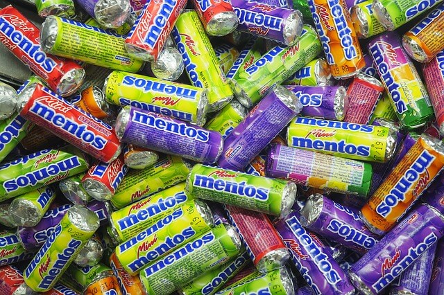 Post Photo for Woman Steals Mentos Then Tries to Steal Ambulance
