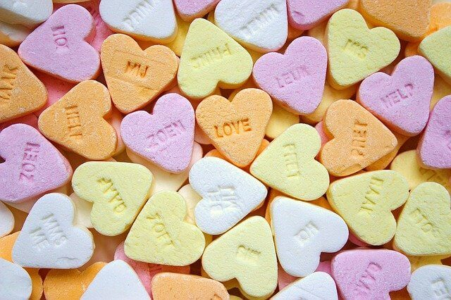 Post Photo for Each State's Favorite Valentine Candy