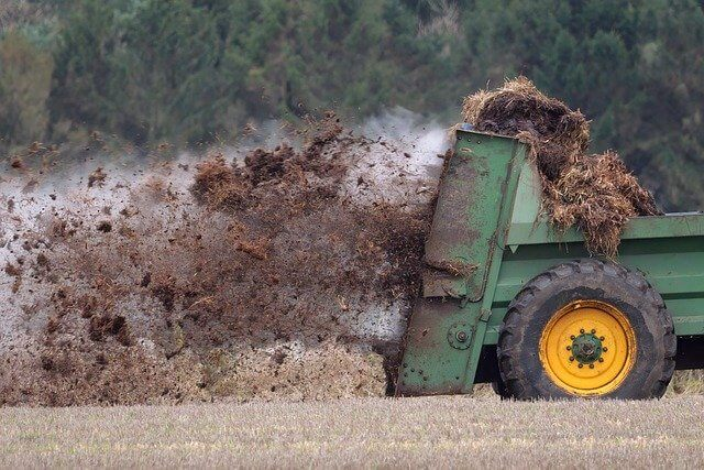 Post Photo for Farmer Hates Neighbors, Builds Wall of Manure
