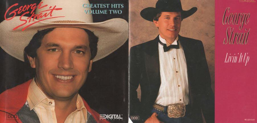 Post Photo for George Strait Double Plays On Tuesday
