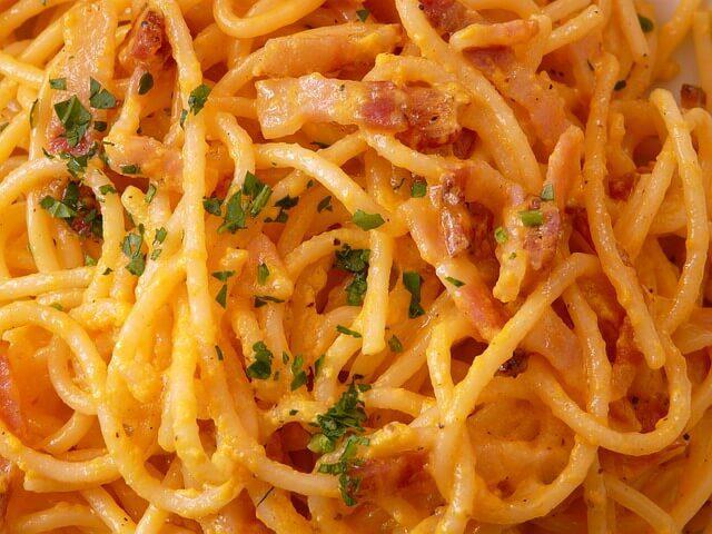 Post Photo for Video:  Crazy Spaghetti Dinner Hack