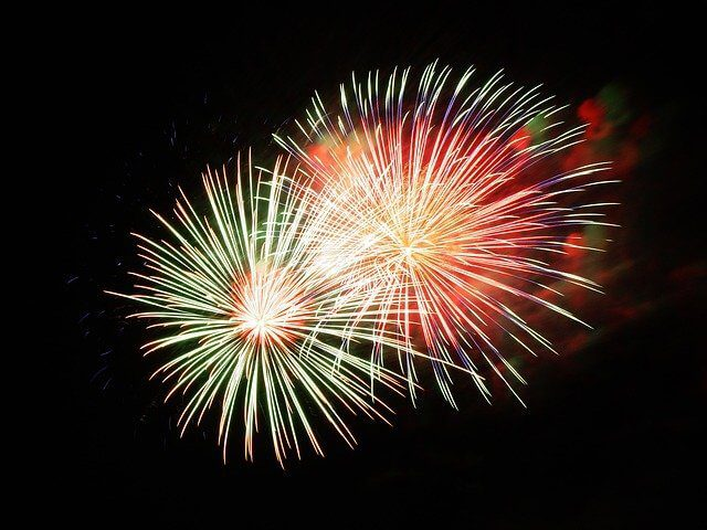 Post Photo for Area Fireworks Shows