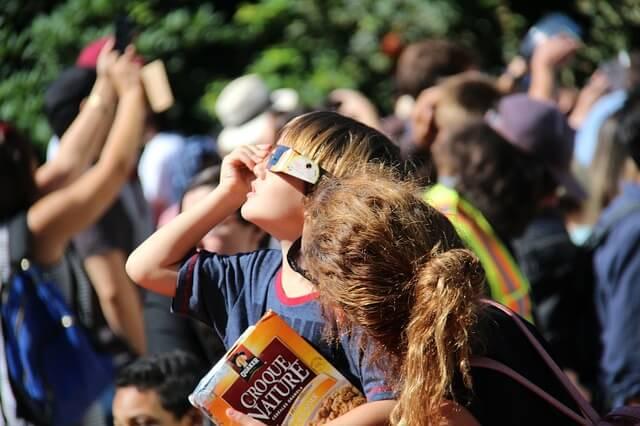 Post Photo for Annular Solar Eclipse on Thursday