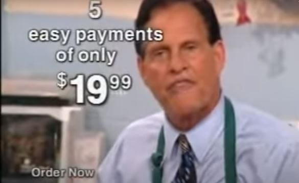 Post Photo for RON POPEIL: Infomercial King Dies at 86