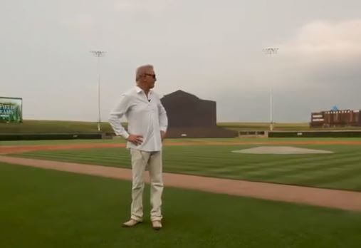 Post Photo for Kevin Costner Returns to Field of Dreams
