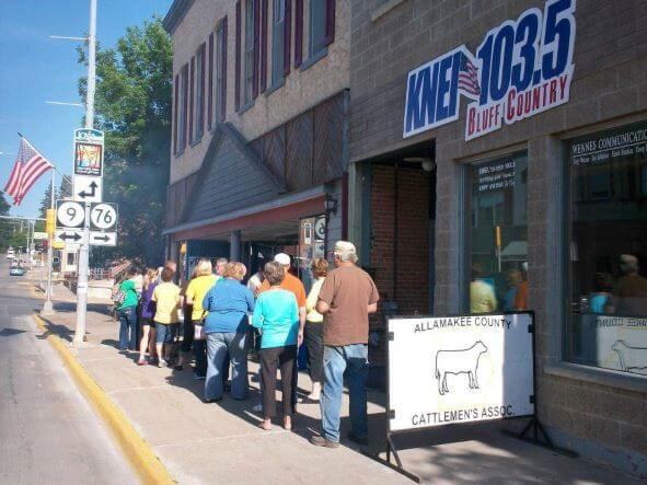 Post Photo for Allamakee County Cattlemen Cookout