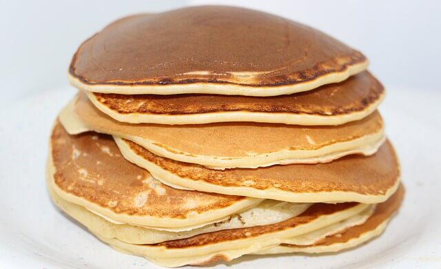Post Photo for Iowa Town Cooks 14,280 Pancakes for World Record