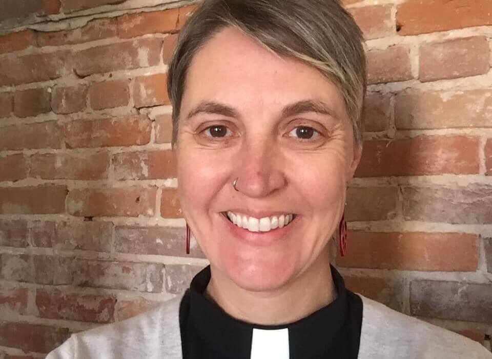 Post Photo for Luther College Alumna Amalia Vagts pastoral intern with Luther College student congregation