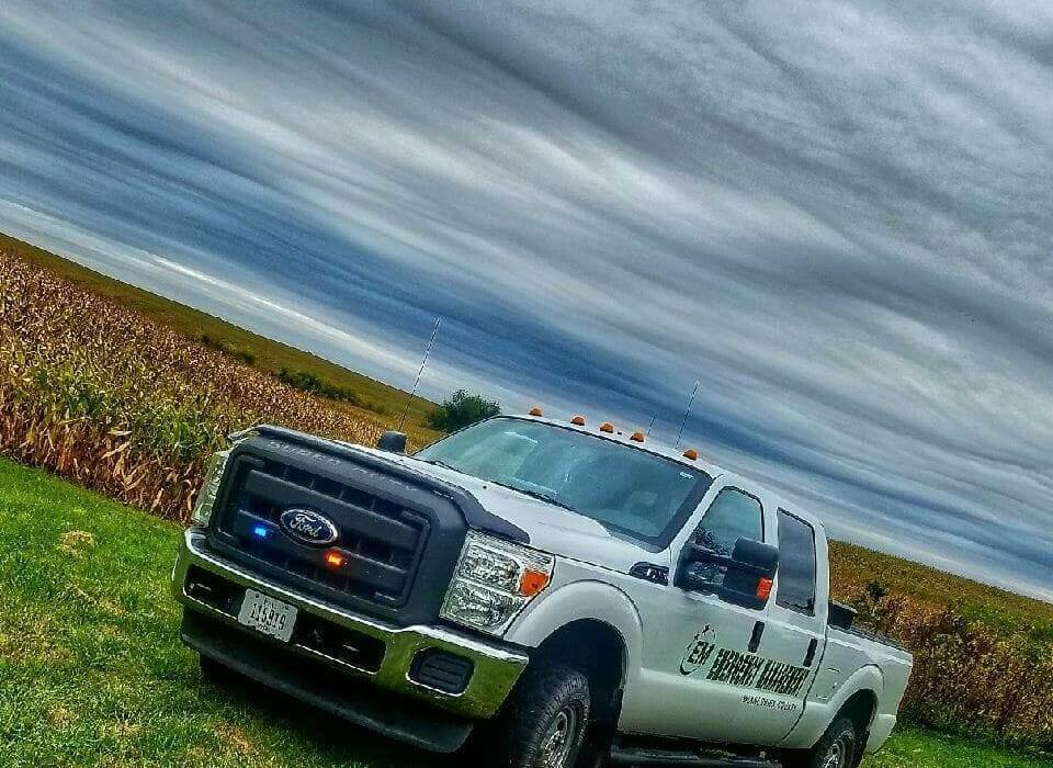 Post Photo for Winneshiek County Emergency Management encourages Self Reporting of Storm Damage