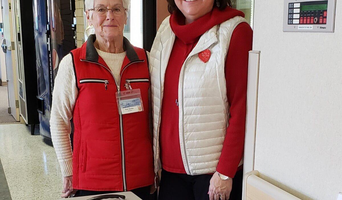 Post Photo for WMC acknowledges volunteers during National Volunteer Week